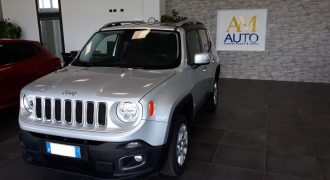 Jeep Renegate 2.0 Mjt Limited 4×4 Automatica