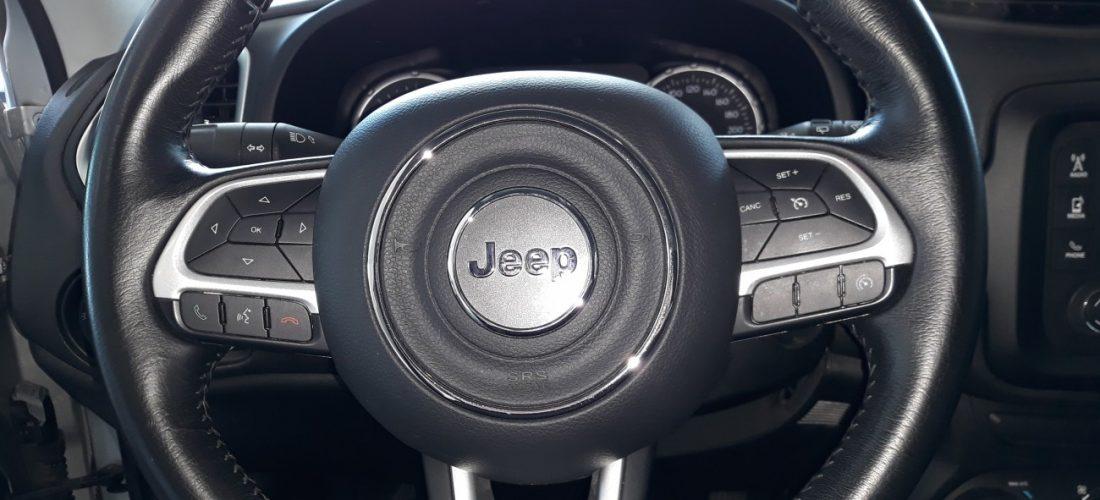 Jeep Renegate 2.0 Mjt Limited 4×4 Automatica