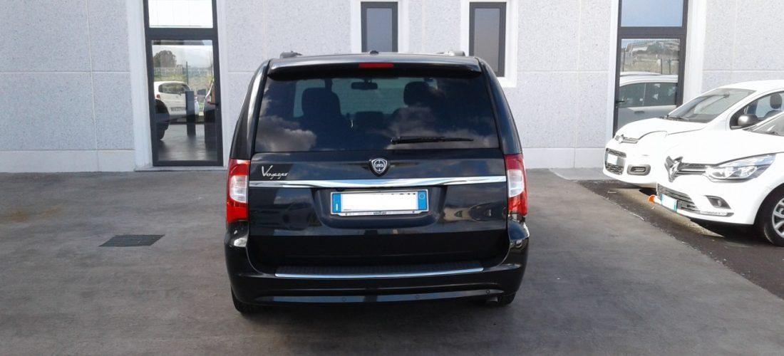 Lancia Voyager 2.8 Turbodiesel Gold