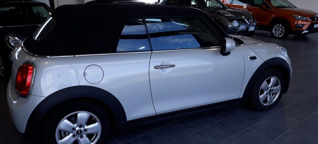 Mini Cooper 1.5 Cabrio Automatica