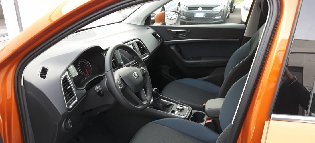 Seat Ateca 1.6 TDI Advange