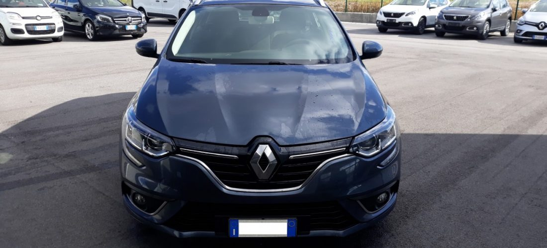 Renault Megane Sported 1.5 CDI Business Energy