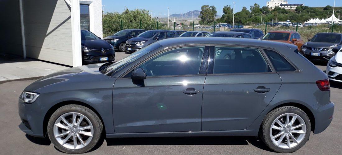 Audi A3 Sportback 1.6TDI S-tronic Business
