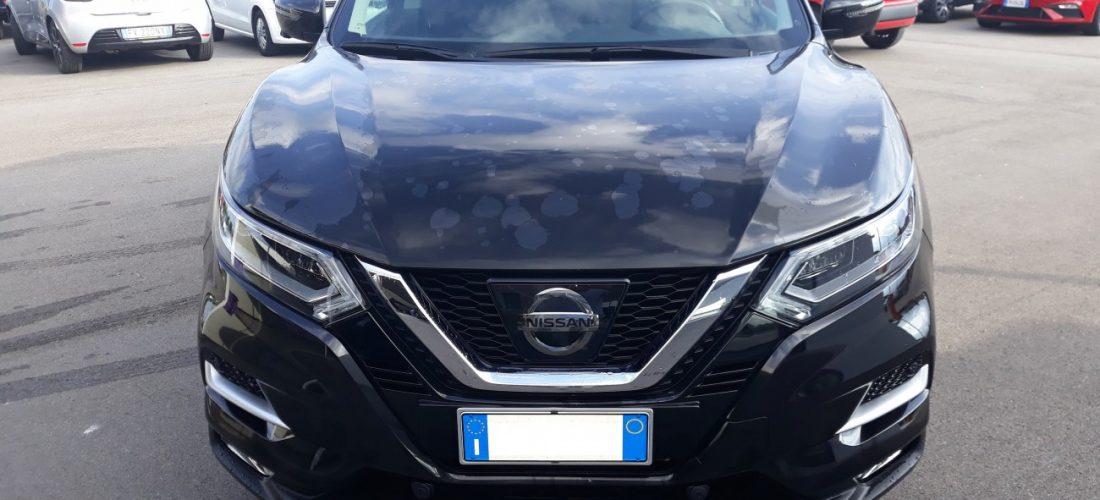 Nissan Qashqai 1.6 CDI N-Connecta Autmatica