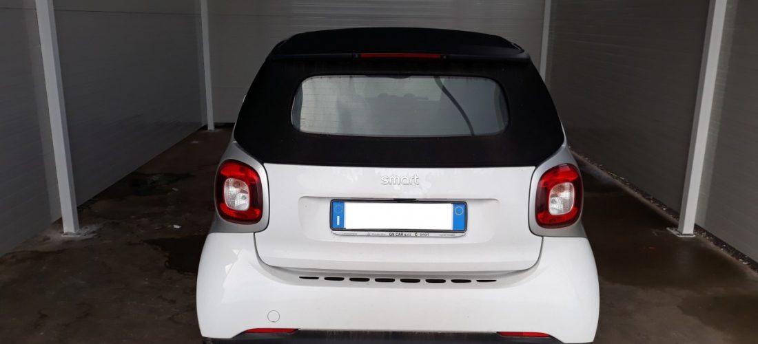 Smart Fortwo 1.0 Passion Cabrio