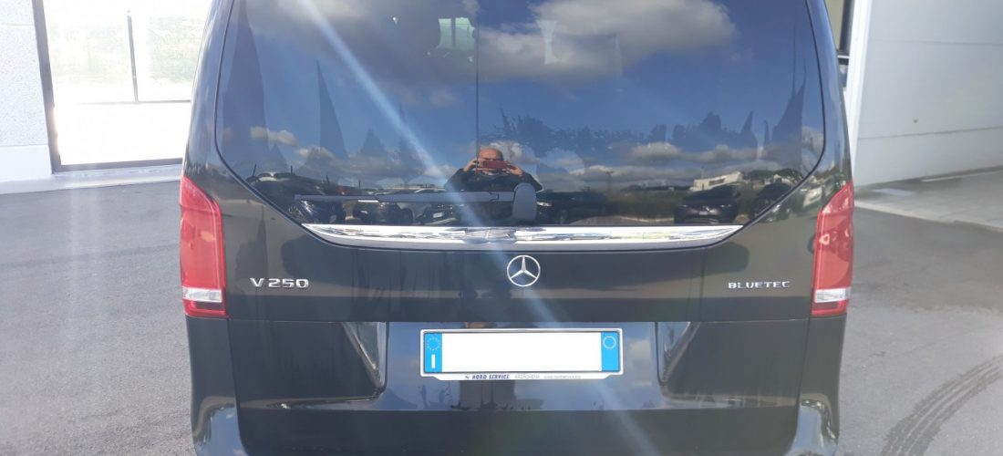 Mercedes Classe V250 2.2CDI Exclusive Aut.