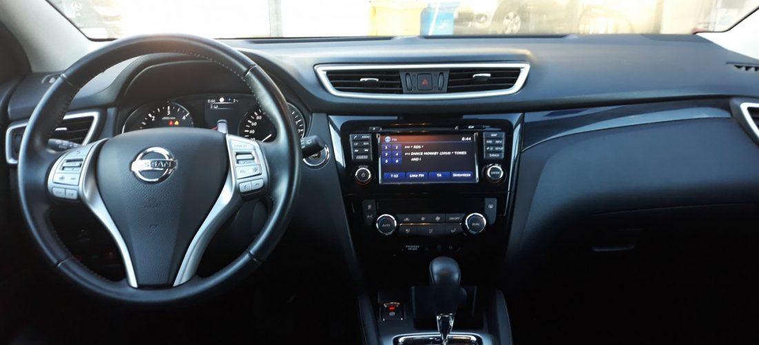Nissan Qashqai 1.6CDI N-Connecta Automatica