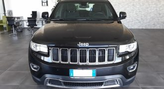 Jeep Grand Cherokee 3.0 V6 multijet Laredo