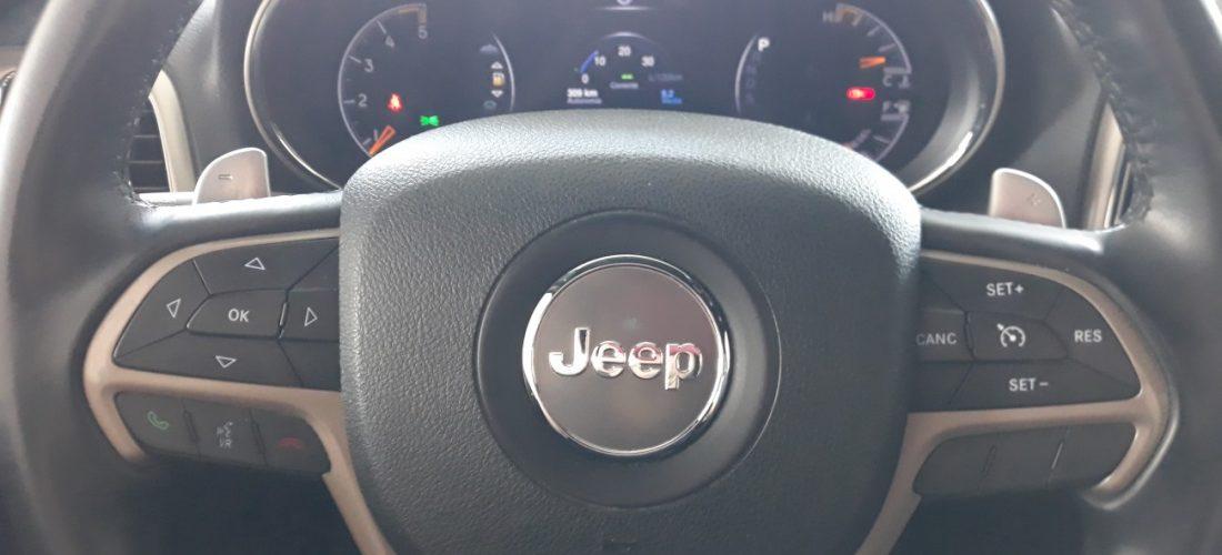 Jeep Grand Cherokee 3.0 V6 multijet Laredo