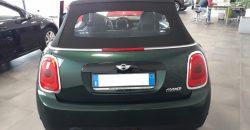 Mini Couper 1.5 Cabrio Aut.