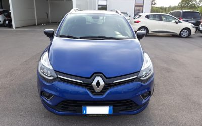 Renault Clio 1.5CDI Sporter Moschino Intens