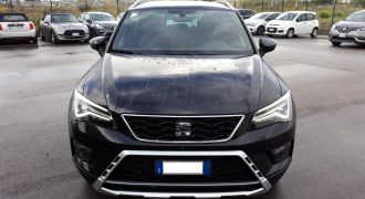 Seat Ateca 2.0 TDI Excellence DSG 4drive