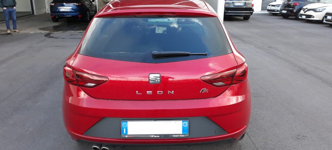 Seat Leon 2.0 TDI DSG FR