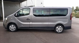 Renault Trafic 1.6 CDI Lungo