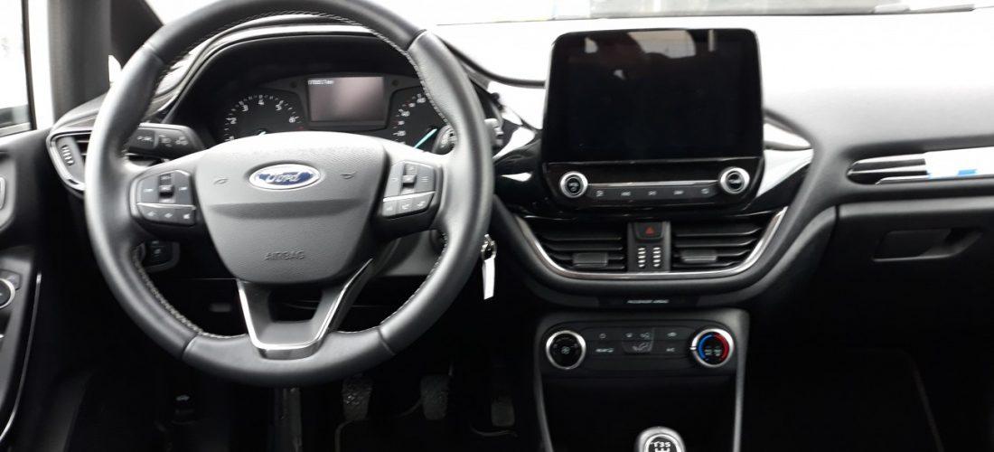 Ford Fiesta 1.1 Titanium