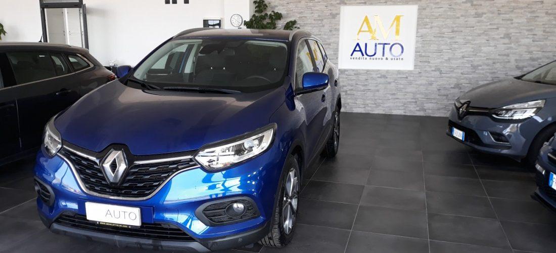 Renault Kadjar Intens 160 TCe EDC FAP